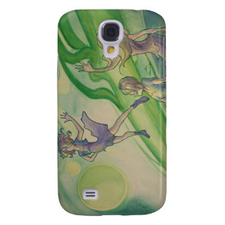 Comet Passerby Samsung Galaxy S4 Case