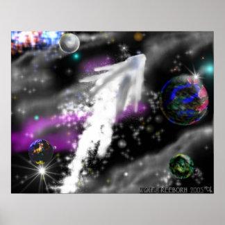 comet poster