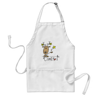 Comet Reindeer Tshirts and Gifts Aprons