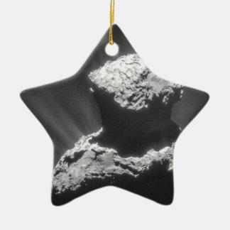 Comet Rosetta Ceramic Ornament