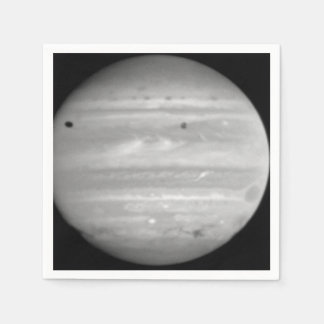 Comet Shoemaker-Levy 9 Impact Sites on Jupiter Disposable Napkins
