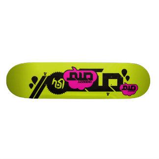comet skate board deck