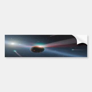 Comet Storm Bumper Sticker