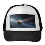 Comet Storm Trucker Hats