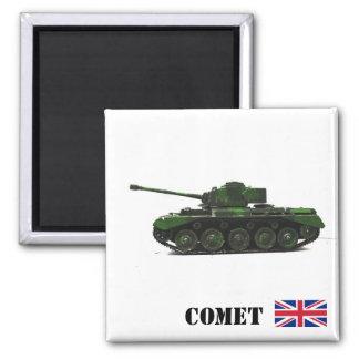Comet Tank Magnet # 9