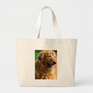 Comet with Oil Paint Effect Tote Bag
