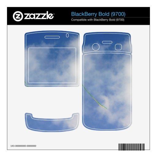 Cometa BlackBerry Bold Calcomanía