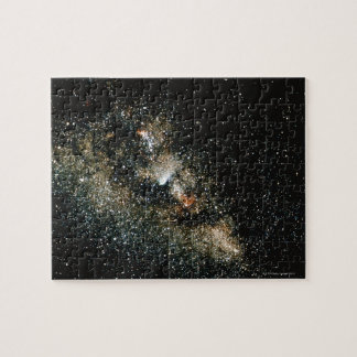 Cometa de Halleys en la vía láctea Puzzles