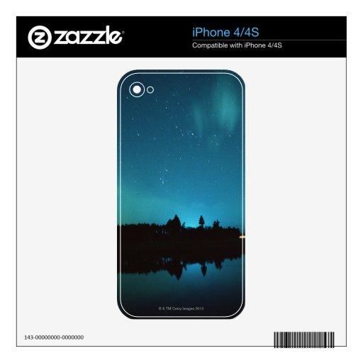 Cometa de Hyakutake Calcomanías Para El iPhone 4S