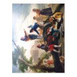 Cometa del La (1778). Pintor Goya. De autor imagen Postal