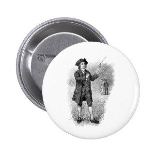 cometa del vuelo de Benjamin Franklin Pins