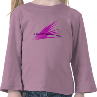 Cometa Elenin 2011 Camiseta