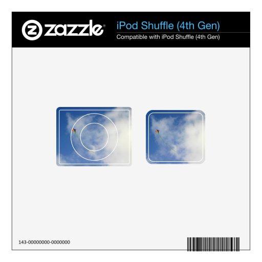 Cometa iPod Shuffle Skin