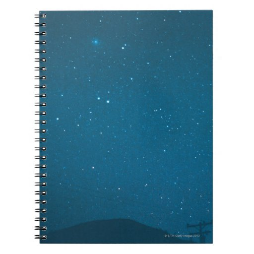 Cometa Iras-Araki-Alcock Notebook