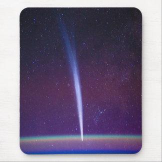 Cometa Lovejoy cerca del horizonte de la tierra
