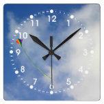 Cometa Reloj