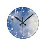 Cometa Reloj De Pared