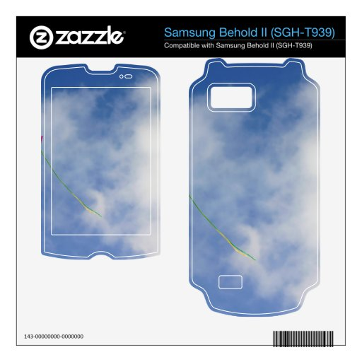 Cometa Samsung Behold II Skins