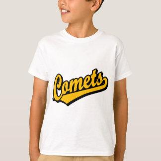 Comets in Orange T-Shirt