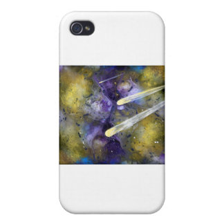 Comets iPhone 4/4S Cases