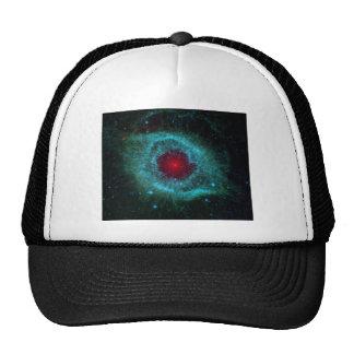 Comets Kick Up Dust in Helix Nebula Trucker Hat