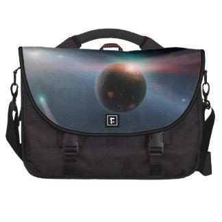 Comets Space Art Illustration Commuter Bags