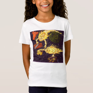 Comets Visiting Earth T-Shirt