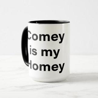 Comey is my Homey Coffee Mug