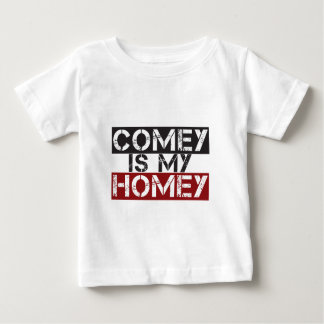 Comey Is My Homie Baby T-Shirt