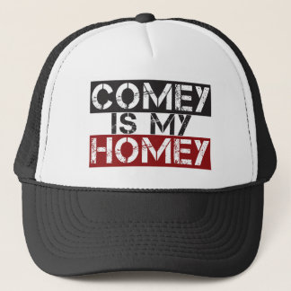 Comey Is My Homie Trucker Hat