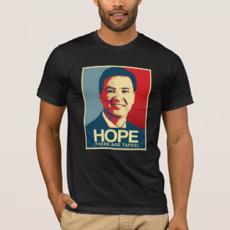 Comey Propaganda - Hope There are Tapes - -  T-Shirt
