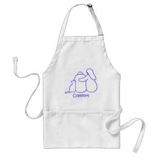 comfort adult apron
