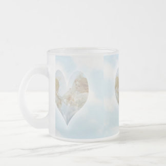 Comfort and Care Angels with Doves Mug