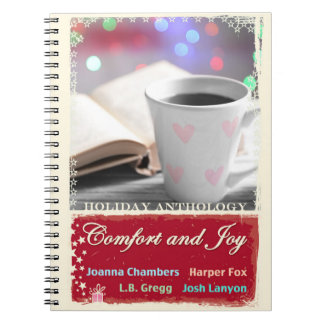 Comfort and Joy notebook