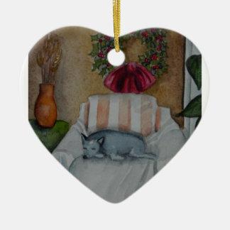 comfort and joy ornaments