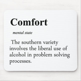 Comfort Definition Mouse Pad