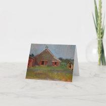Comfort Farm Card