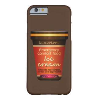 Comfort food. barely there iPhone 6 case