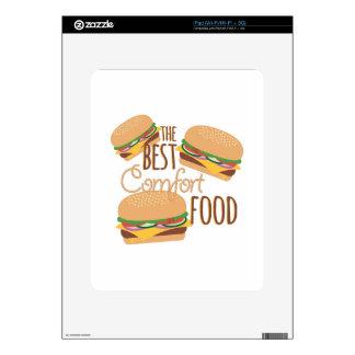 Comfort Food iPad Decal