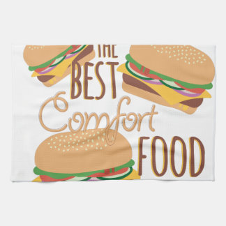Comfort Food Kitchen Towel