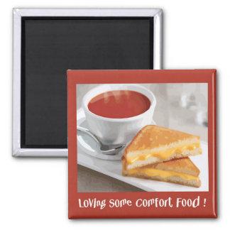 Comfort Food Magnet