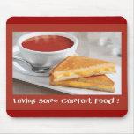 Comfort Food Mousepad