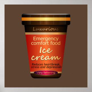 Comfort food. poster