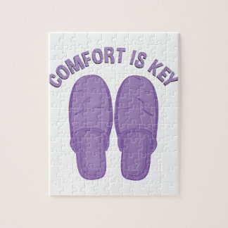 Comfort Is Key Jigsaw Puzzle