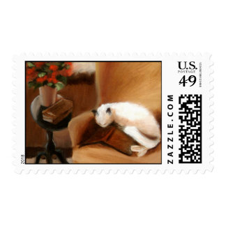 Comfort Postage Stamp