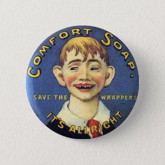 Comfort Soap - Button