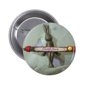 Comfort zone Hakuna Matata Always Love Gifts for a Pinback Button
