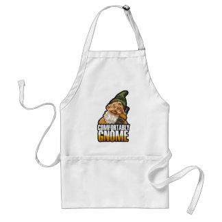 Comfortably Gnome $21.95 (3 cols)  Apron