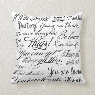 Comforting American MoJo Pillow