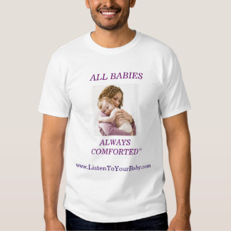 Comforting Babies (Promoting empathy for babies) Tees
